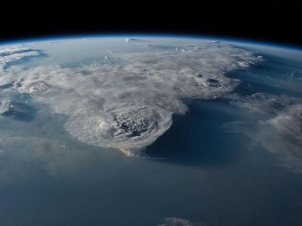 NASA 2016 yılına ait en iyi uzay fotoğraflarını yayınladı - Page 1