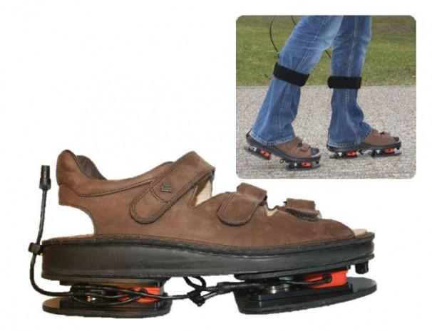 NASA akıllı sandalet üretti - Page 2