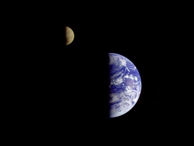 NASA arşivindeki en dikkat çeken fotoğraflar - Page 1