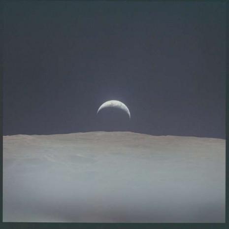 NASA bilinmeyen Ay fotoğraflarını yayınladı - Page 1