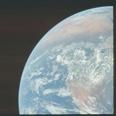 NASA bilinmeyen Ay fotoğraflarını yayınladı - Page 2