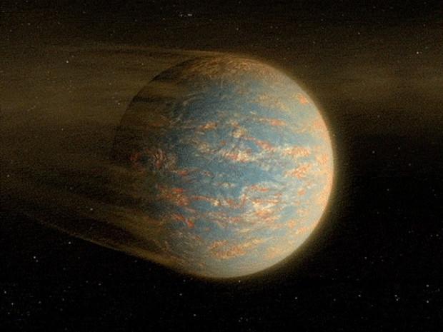 NASA, 'cehenmem' gezegeni keşfetti! - Page 1