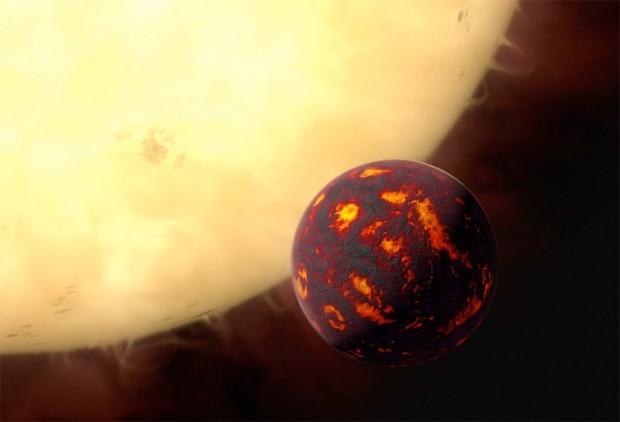 NASA, 'cehenmem' gezegeni keşfetti! - Page 4