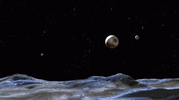 Nasa dün yaptığı açıklamada Europa'da su buharına rastladı - Page 3