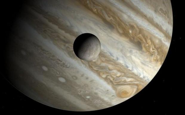 Nasa dün yaptığı açıklamada Europa'da su buharına rastladı - Page 4