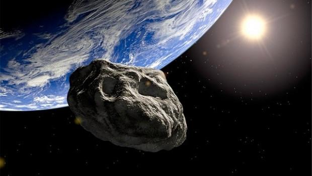 NASA duyurdu Brezilya açıklarına dev gök taşı düştü - Page 1