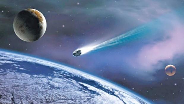 NASA duyurdu Brezilya açıklarına dev gök taşı düştü - Page 2