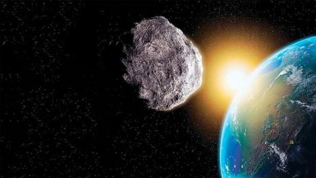 NASA duyurdu Brezilya açıklarına dev gök taşı düştü - Page 3