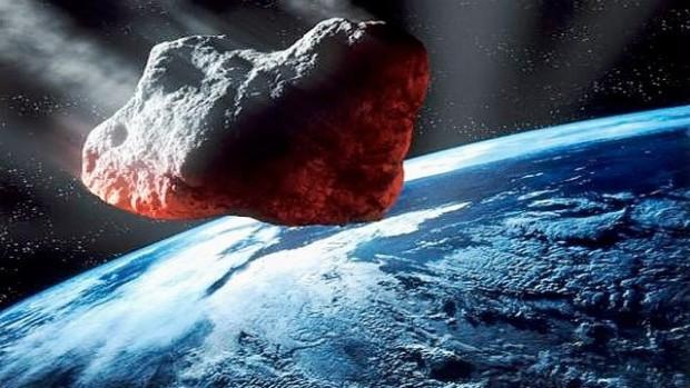 NASA duyurdu Brezilya açıklarına dev gök taşı düştü - Page 4