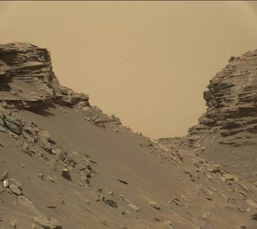 NASA, Mars'ın en net görüntülerini yayınladı - Page 1