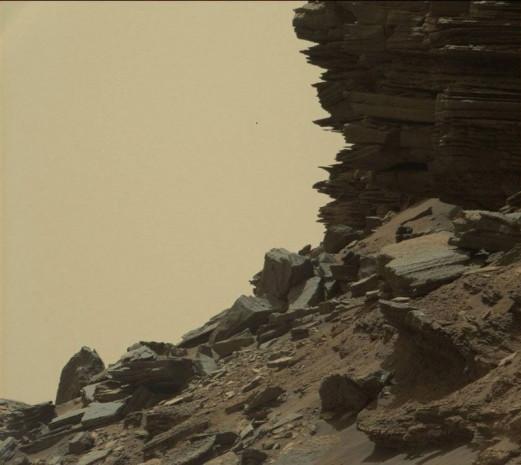 NASA, Mars'ın en net görüntülerini yayınladı - Page 4