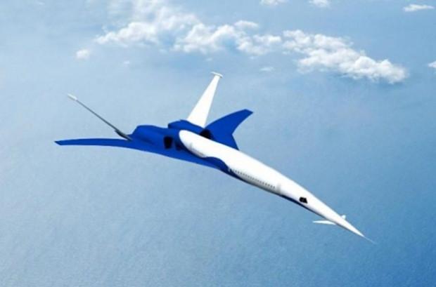 NASA mühendisleri geleceğin uçak ve uzay araçlarını tasarladı - Page 1