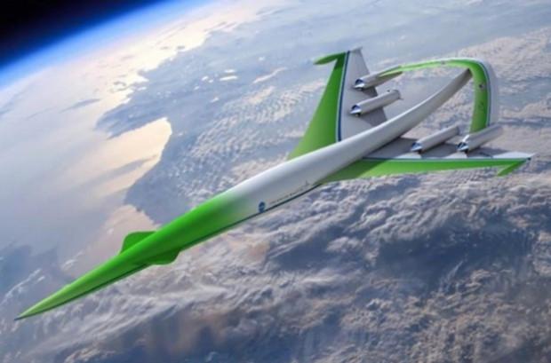NASA mühendisleri geleceğin uçak ve uzay araçlarını tasarladı - Page 3