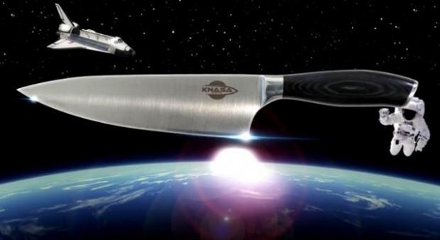 NASA mühendisleri öyle bir bıçak üretti ki! - Page 1