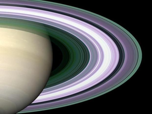 NASA, Satürn'ün muhteşem görüntülerini paylaştı - Page 1