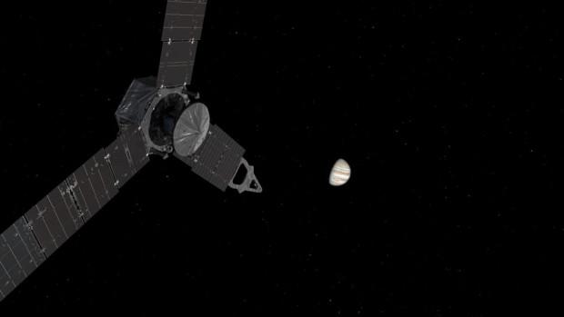 NASA, sonunda Jüpiter'e de el attı - Page 2