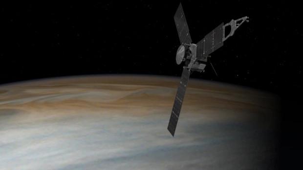 NASA, sonunda Jüpiter'e de el attı - Page 3