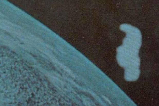 Nasa tarafından çekilmiş ufo fotoğrafları! - Page 4