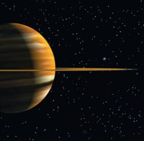 Nasa'dan Satürn'deki dev kasırganın görüntüleri! - Page 3