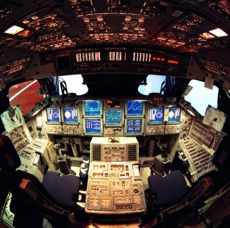 NASA'nın astronot eğitim simülatörleri görüntülendi - Page 2