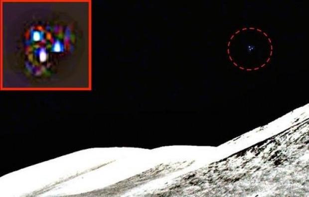 NASA'nın Ay fotoğrafları 'UFO' tartışması yarattı - Page 1