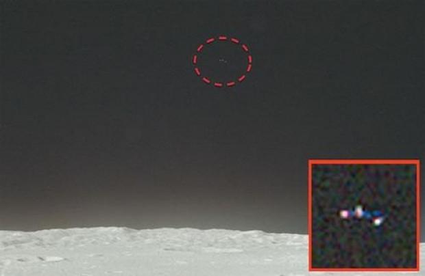 NASA'nın Ay fotoğrafları 'UFO' tartışması yarattı - Page 2