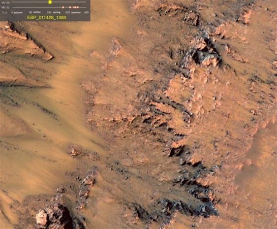 NASA'nın dünyaya duyurduğu Mars'taki suyun sırrı çözüldü - Page 2