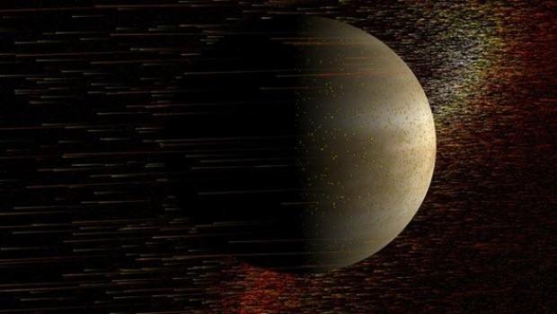 NASA'nın Mars dışında uzaydan gönderdiği sıradışı görüntüler - Page 1