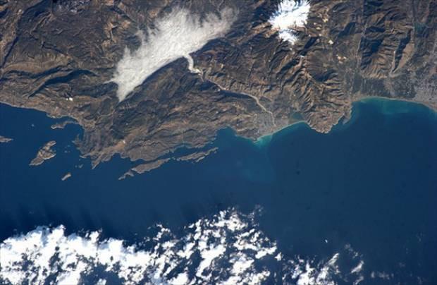 NASAnın Türkiye' yi uzaydan görüntülediği resimleri - Page 1