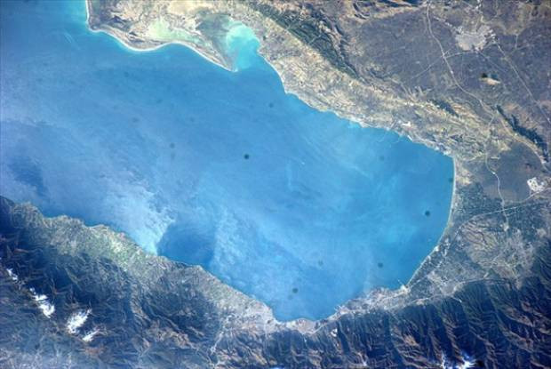 NASAnın Türkiye' yi uzaydan görüntülediği resimleri - Page 2