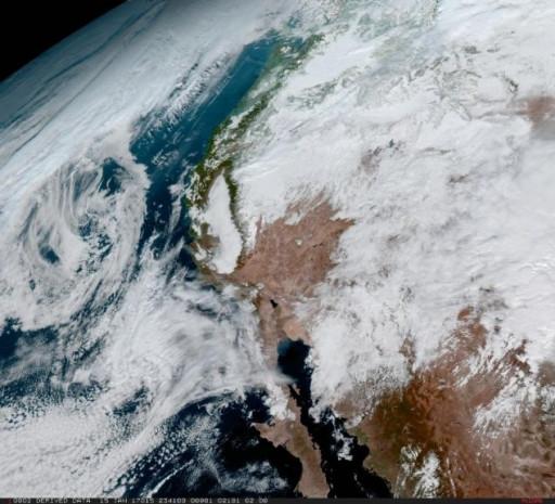 NASA'nın yeni gözlem uydusundan ilk görüntüler - Page 4