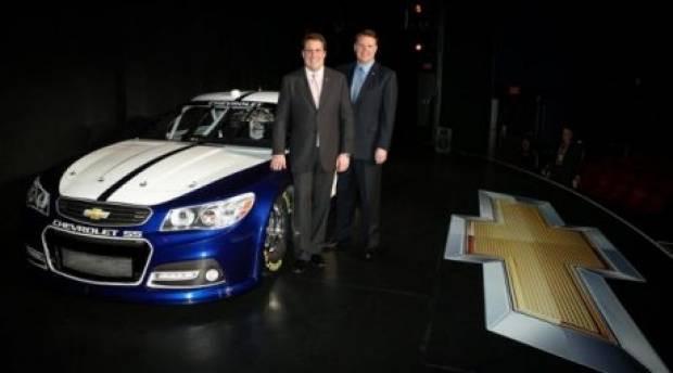 NASCAR Chevrolet SS 2013 tanıtıldı - Page 1