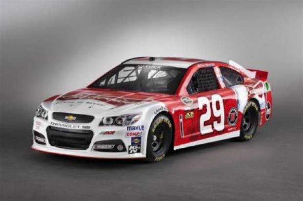 NASCAR Chevrolet SS 2013 tanıtıldı - Page 2