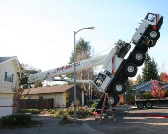 'Nasıl olur?' diyeceğiniz birbirinden ilginç park kazaları - Page 3