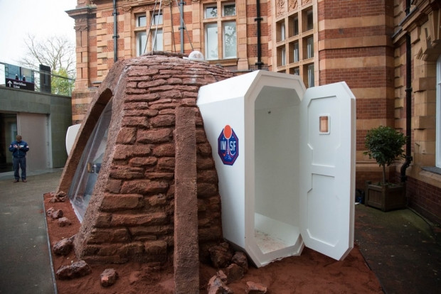 National Geographic Mars'da yaşayacağımız evi yaptı! - Page 4
