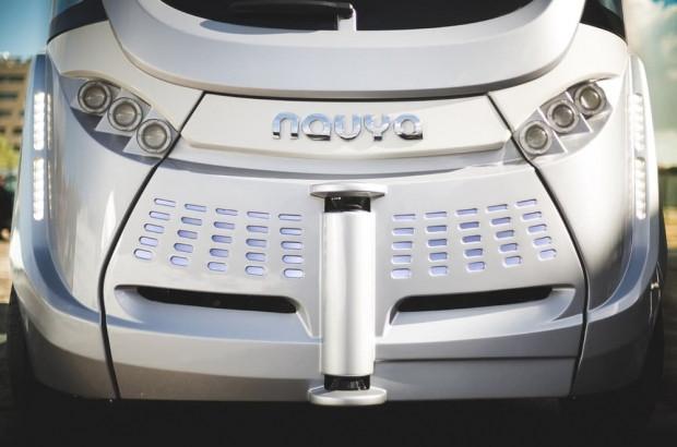 Navya Arma, otonom araç konseptlerinin en iyisi - Page 4