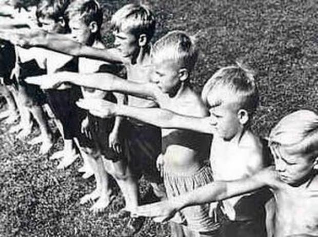 Nazilerin ürküten eğitim sistemleri - Page 1