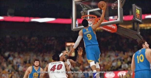 NBA 2K14 sizler için mercek altında -Oyun İnceleme - Page 2