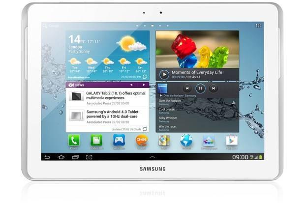 Neden mi Samsung Galaxy Tab 2'yi tercih etmelisiniz? - Page 4