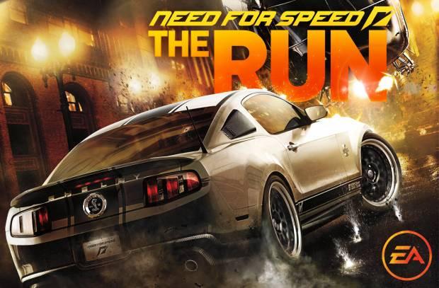 Need For Speed: The Run ekran görüntüleri - Page 1
