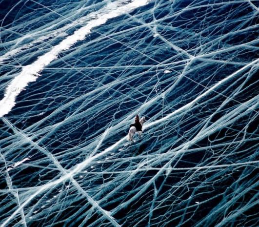 Nefes kesen donmuş göller - Page 1