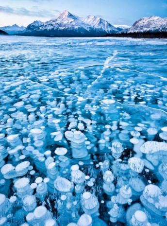 Nefes kesen donmuş göller - Page 2