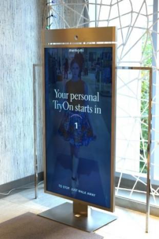 Neiman Marcus sizi 360 derece gösteren akıllı ayna - Page 3