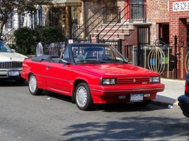 New York caddelerinde hala görünen eski otomobiller - Page 2