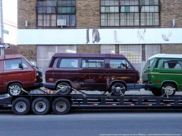 New York caddelerinde hala görünen eski otomobiller - Page 4