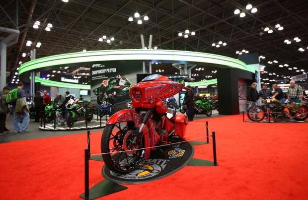 New York Progressive Uluslararası Motosiklet Fuarı 2016 - Page 4