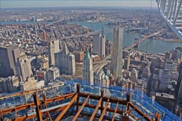 New York'un yeni en yüksek binası: Özgürlük Kulesi -GALERİ - Page 1