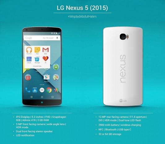 Nexus 5 2015 (2. nesil) böyle mi olacak? - Page 1