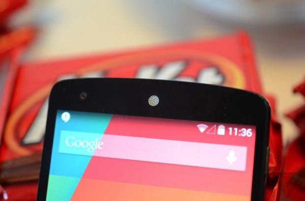 Nexus 5'ten ilk görüntüler geldi! - Page 1