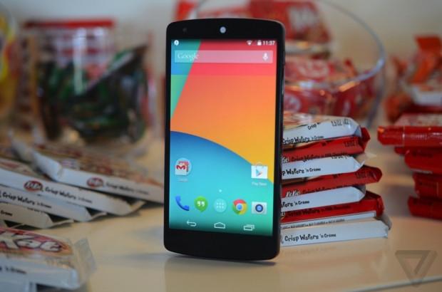 Nexus 5'ten ilk görüntüler geldi! - Page 2